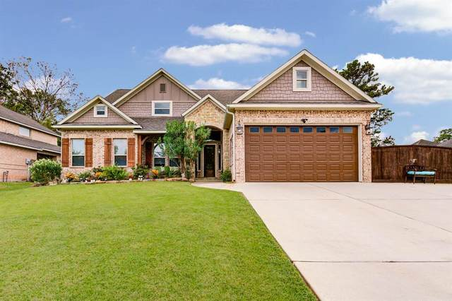 213 April Waters Drive W, Conroe, TX 77356 (MLS #50658337) :: The Bly Team