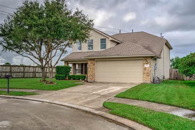 6856 Arbor Hollow Lane, Dickinson, TX 77539 (MLS #51229209) :: Giorgi Real Estate Group