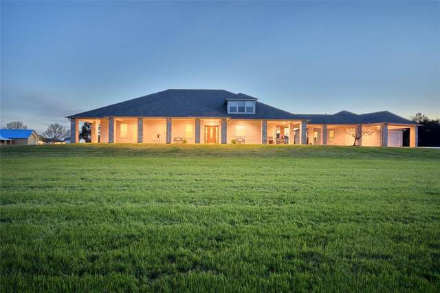 9250 Lake Drive, Chappell Hill, TX 77426 (MLS #51594666) :: The Heyl Group at Keller Williams