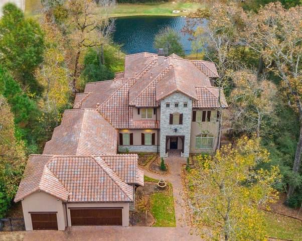 10 N Bayou Club Court, The Woodlands, TX 77389 (MLS #52090354) :: Ellison Real Estate Team