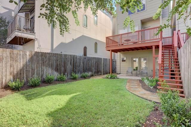 709 Malone Street, Houston, TX 77007 (MLS #52219955) :: Green Residential