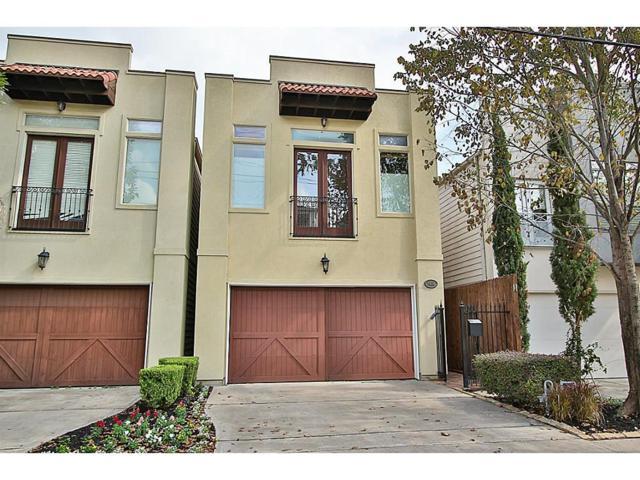 1414 Knox Street, Houston, TX 77007 (MLS #5268513) :: Texas Home Shop Realty