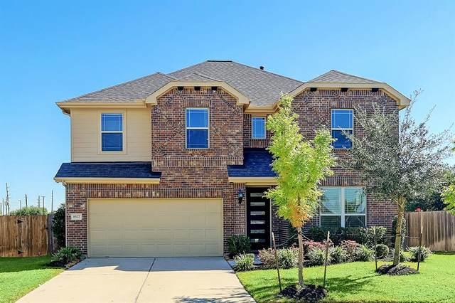 8527 Lagosta Lane, Rosenberg, TX 77469 (MLS #53221967) :: Texas Home Shop Realty