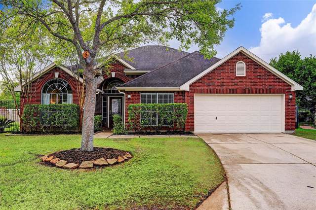 542 Chickory Field Lane, Pearland, TX 77584 (MLS #53332544) :: Phyllis Foster Real Estate