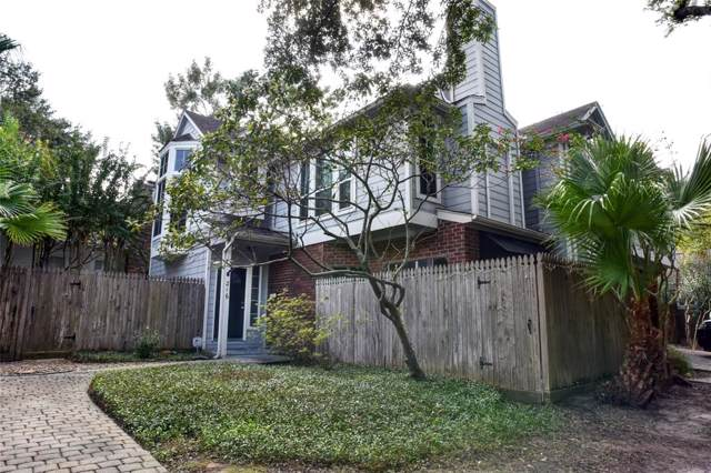216 E 8th Street, Houston, TX 77007 (MLS #53667522) :: Connect Realty