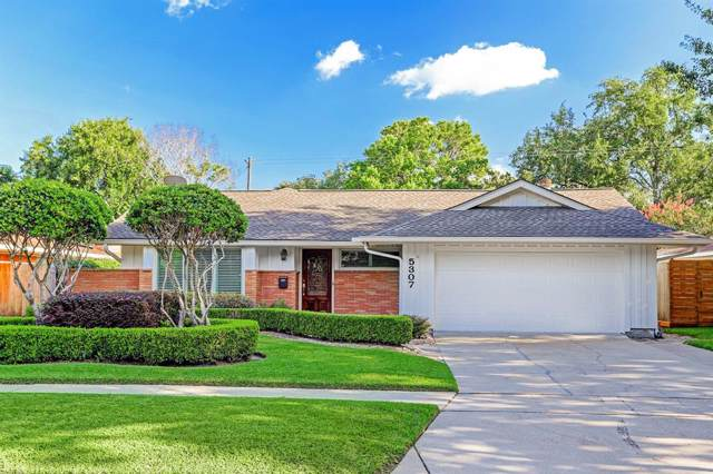 5307 Carew Street, Houston, TX 77096 (MLS #53763790) :: Giorgi Real Estate Group