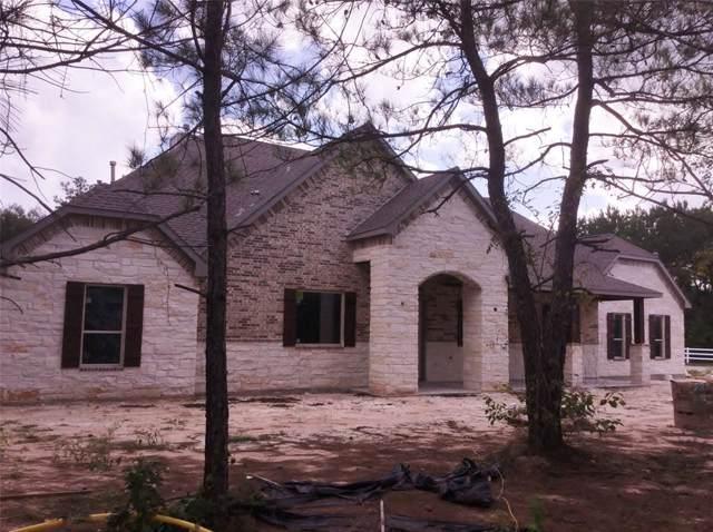 11509 Allison Court, Montgomery, TX 77316 (MLS #53965083) :: The Home Branch