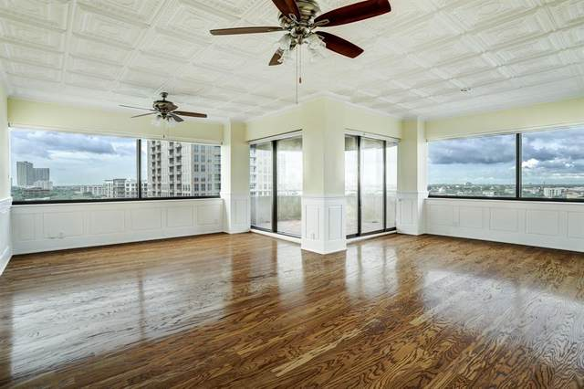5000 Montrose Boulevard 10G, Houston, TX 77006 (MLS #54247429) :: All Cities USA Realty