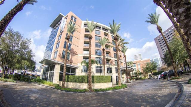 1901 Post Oak Boulevard #808, Houston, TX 77056 (MLS #5448367) :: The Heyl Group at Keller Williams