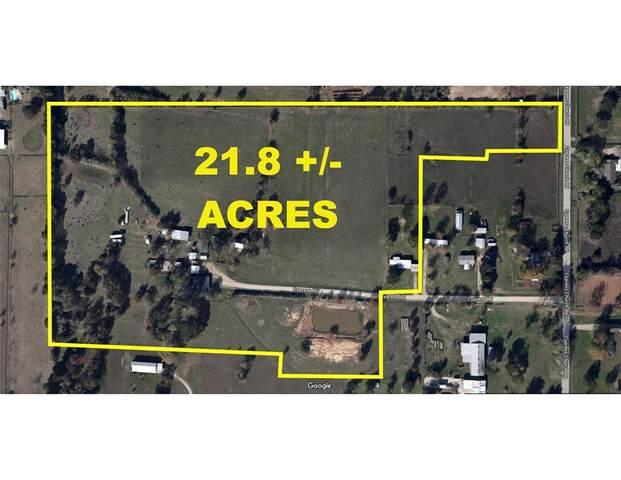 19131 & 19135 Cypress Church Road, Cypress, TX 77433 (MLS #54621741) :: The Property Guys