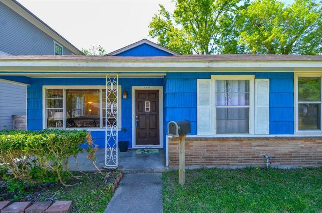 2227 Saxon Drive, Houston, TX 77018 (MLS #54722913) :: Texas Home Shop Realty