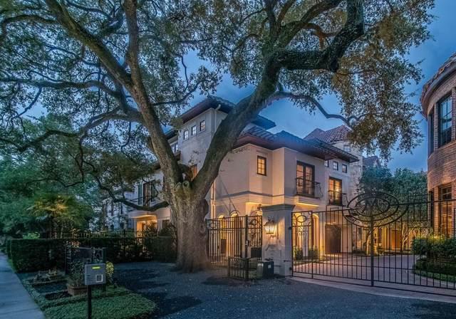 2808 Mid Lane, Houston, TX 77027 (MLS #55195562) :: Ellison Real Estate Team
