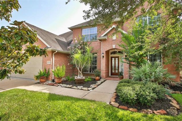 10411 Sterling Manor Drive, Spring, TX 77379 (MLS #55549958) :: Grayson-Patton Team