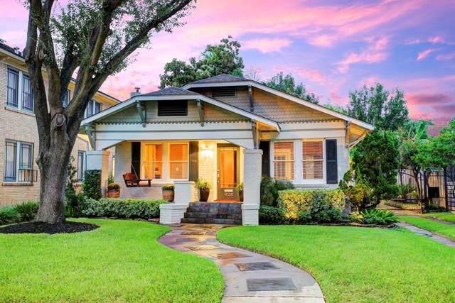 926 Peden Street, Houston, TX 77006 (MLS #55646775) :: The SOLD by George Team
