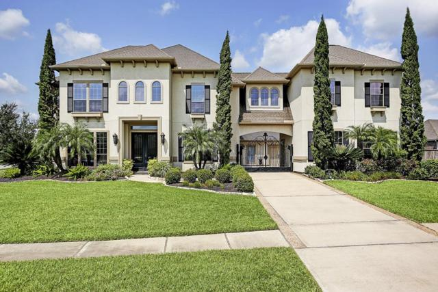 327 Northcliff Ridge Lane, Friendswood, TX 77546 (MLS #55894098) :: REMAX Space Center - The Bly Team
