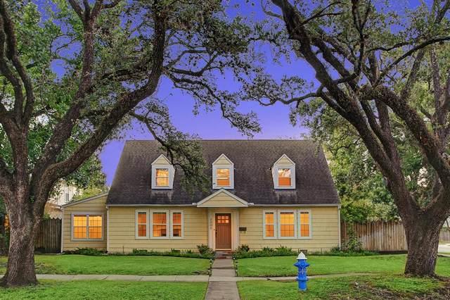 2302 Swift Boulevard, Houston, TX 77030 (MLS #56083722) :: The Wendy Sherman Team