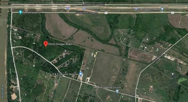 39320 Donigan Road, Brookshire, TX 77423 (MLS #56218550) :: Guevara Backman
