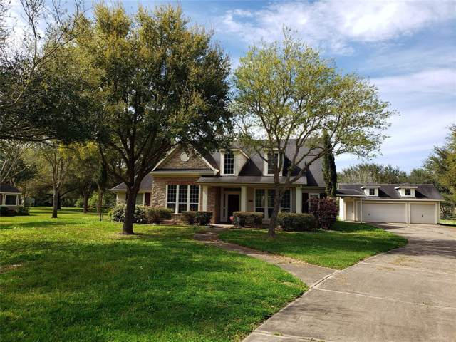 31702 Tall Grass Lane, Fulshear, TX 77441 (MLS #5624746) :: The Parodi Team at Realty Associates