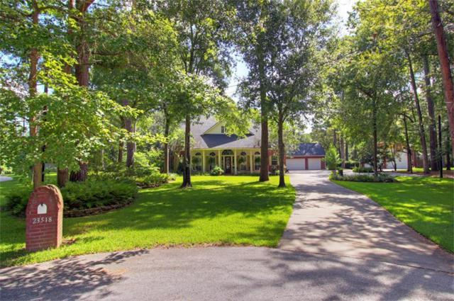 23518 Twin Oaks Drive, Spring, TX 77389 (MLS #56646465) :: Giorgi Real Estate Group