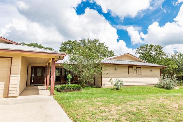 1475 Oakridge Road, Weimar, TX 78962 (MLS #56861540) :: Magnolia Realty