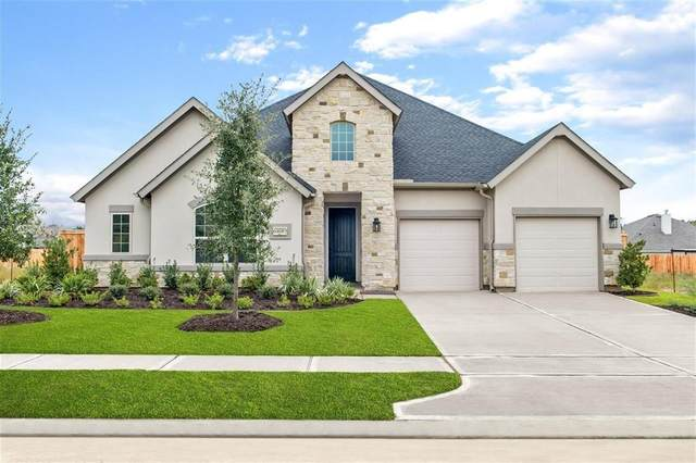 24918 Heather Glade Trail, Tomball, TX 77375 (MLS #58566469) :: The Bly Team