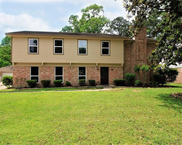 694 Ravensworth Drive, Conroe, TX 77302 (MLS #58668888) :: Giorgi Real Estate Group