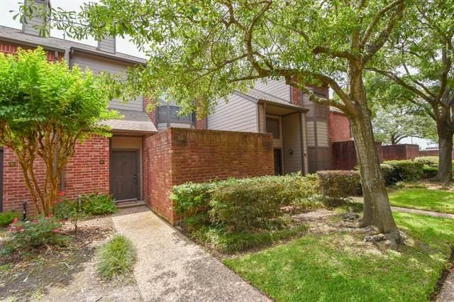 7447 Cambridge Street #90, Houston, TX 77054 (MLS #60127431) :: Lerner Realty Solutions