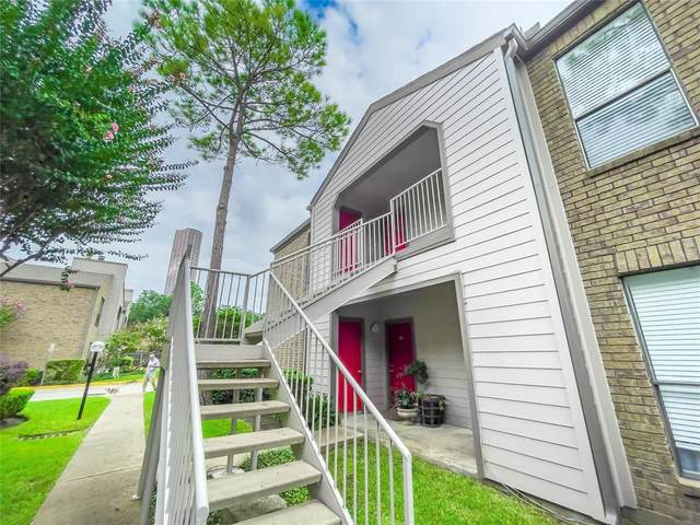 2025 Augusta Drive #402, Houston, TX 77057 (MLS #60483752) :: The SOLD by George Team