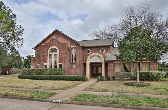 4135 S Crow Valley Drive, Missouri City, TX 77459 (MLS #60690125) :: Giorgi Real Estate Group