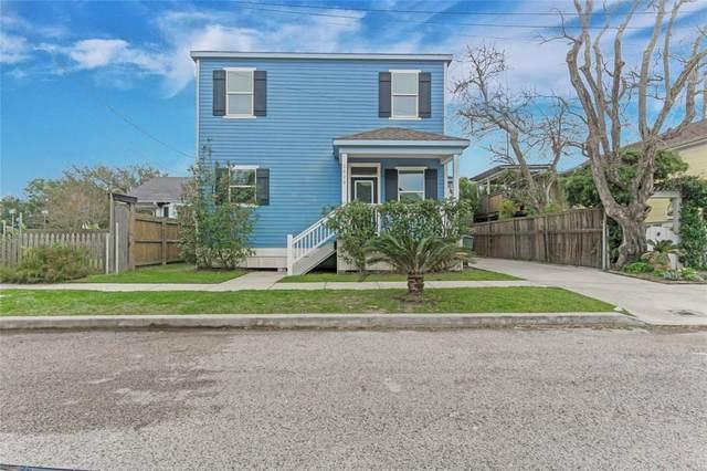 2008 36th Street, Galveston, TX 77550 (MLS #60924435) :: The Jennifer Wauhob Team
