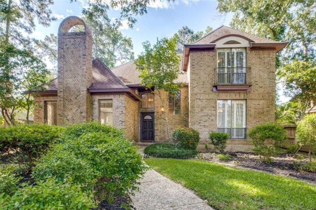 5734 Woodland Creek Drive, Kingwood, TX 77345 (MLS #61297497) :: The Parodi Team at Realty Associates