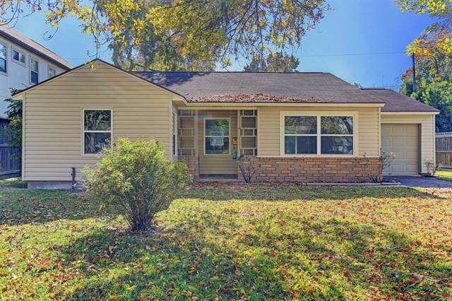 4627 Maple Street, Bellaire, TX 77401 (MLS #61314833) :: NewHomePrograms.com LLC
