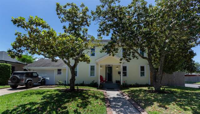 4827 Crockett Boulevard, Galveston, TX 77551 (MLS #62030282) :: The SOLD by George Team