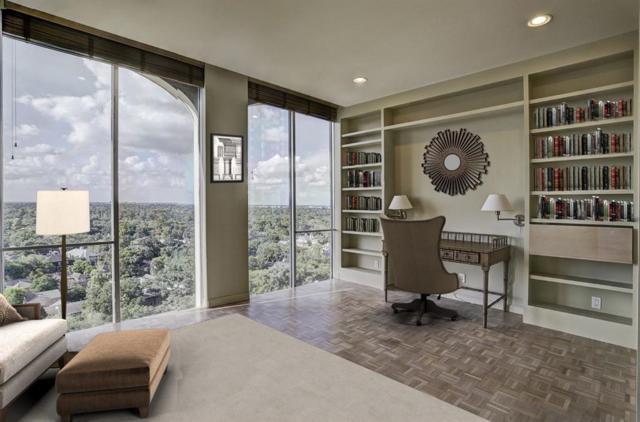 3711 San Felipe Street 13A, Houston, TX 77027 (MLS #62404357) :: Giorgi Real Estate Group
