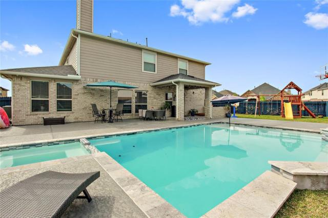 1519 Nacogdoches Valley Dr Drive, League City, TX 77573 (MLS #63872950) :: The Bly Team