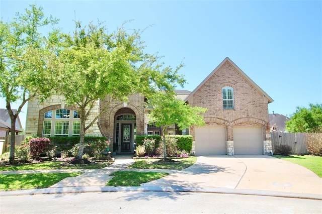 213 Ranchwood Lane, Friendswood, TX 77546 (MLS #64217644) :: Lisa Marie Group   RE/MAX Grand