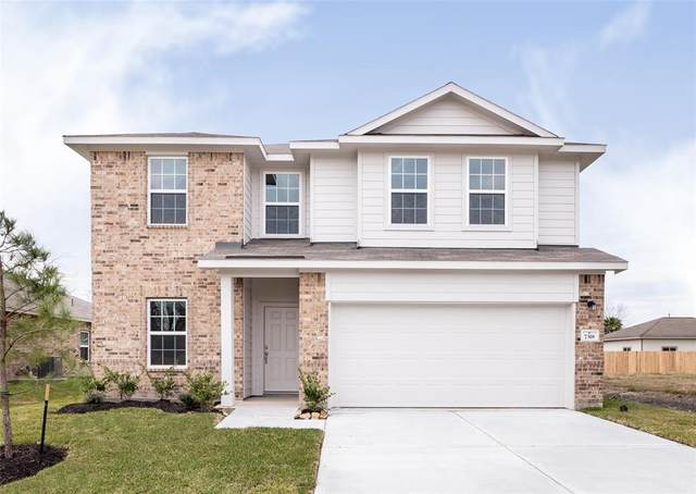 7318 Parkview Drive, Hitchcock, TX 77563 (#65092896) :: ORO Realty