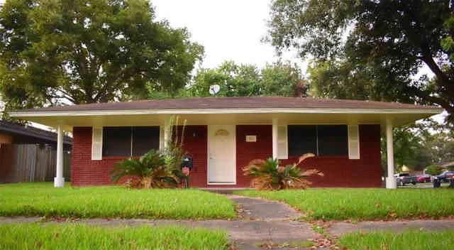 503 Regal Street, Houston, TX 77034 (MLS #65853523) :: Caskey Realty