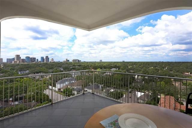 3711 San Felipe Street 10C, Houston, TX 77027 (MLS #66552495) :: My BCS Home Real Estate Group
