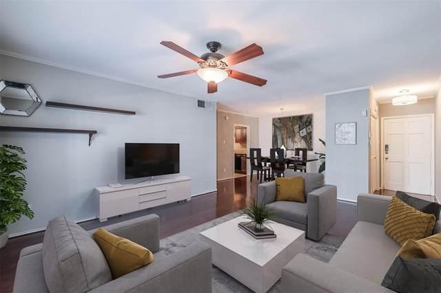 2220 S Piney Point Road #203, Houston, TX 77063 (MLS #66905985) :: Parodi Group Real Estate