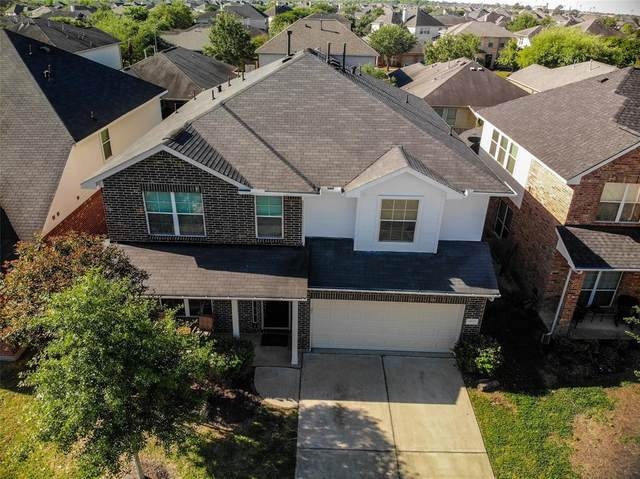 24615 Lakecrest Creek Drive, Katy, TX 77493 (MLS #67841195) :: The SOLD by George Team