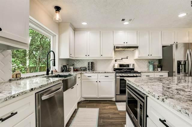 15602 Wandering Trail, Friendswood, TX 77546 (MLS #68011434) :: Ellison Real Estate Team