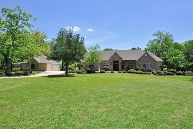 5419 E River Drive, Richmond, TX 77406 (MLS #68050976) :: The SOLD by George Team