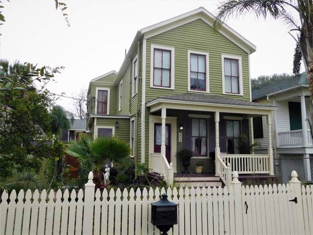 2715 Avenue O 1/2, Galveston, TX 77550 (MLS #69045688) :: Giorgi Real Estate Group