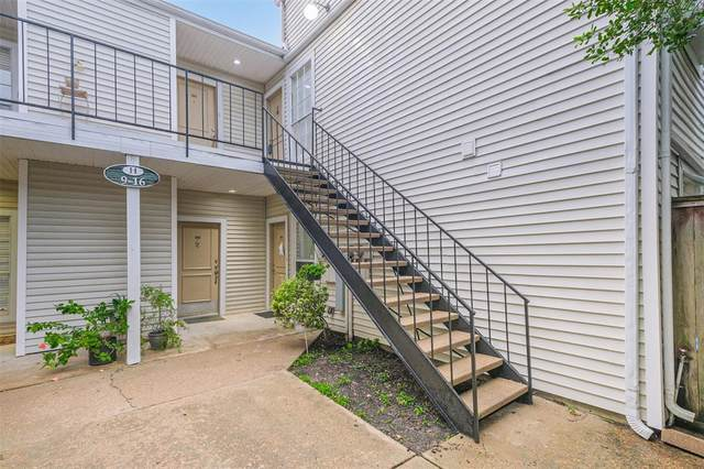 9809 Richmond Avenue H16, Houston, TX 77042 (MLS #69452037) :: The SOLD by George Team