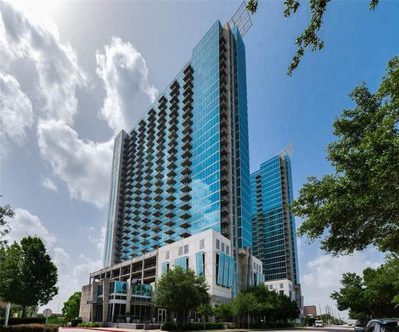5925 Almeda Road #10807, Houston, TX 77004 (MLS #70774157) :: The SOLD by George Team