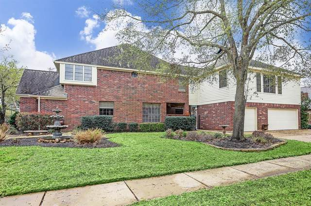 1515 Forest Bend Drive, Sugar Land, TX 77479 (MLS #71479302) :: The Home Branch