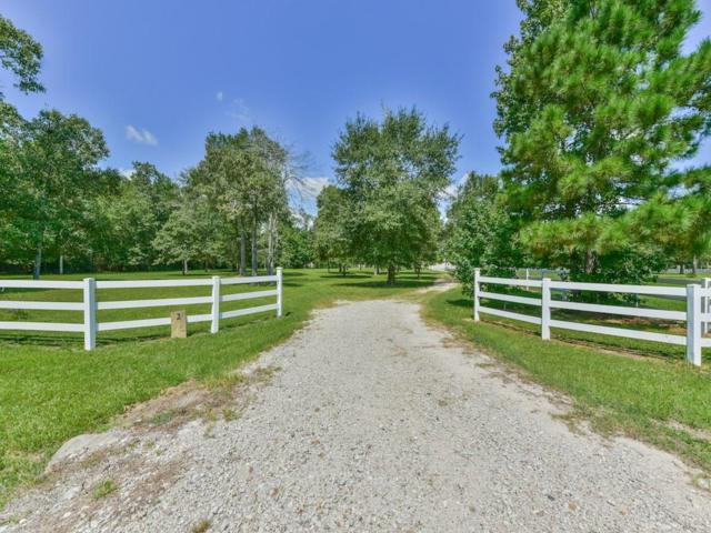 2 Ranch Creek Way, Magnolia, TX 77354 (MLS #71753042) :: Fairwater Westmont Real Estate