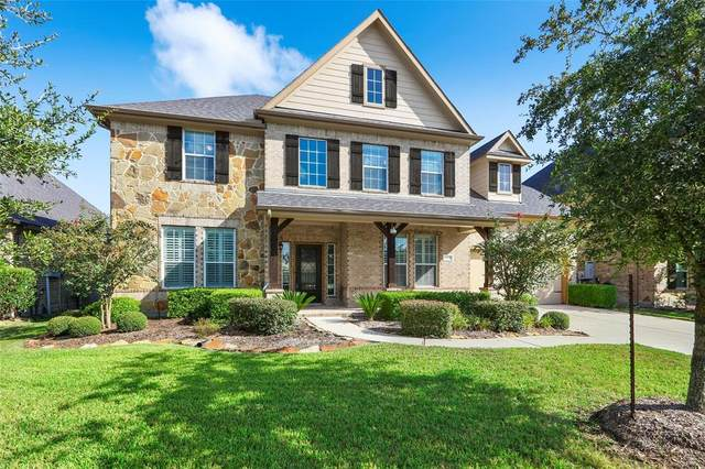 8153 Tranquil Lake Way, Conroe, TX 77385 (MLS #72769174) :: The SOLD by George Team