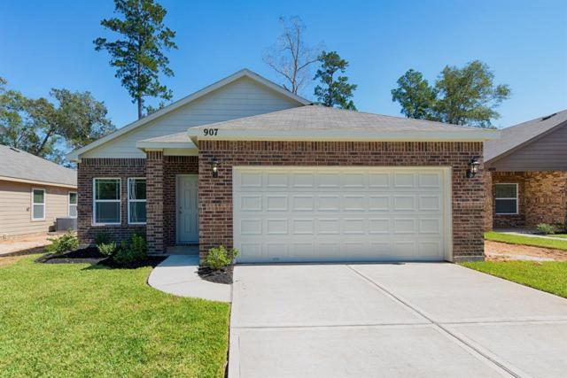 907 Jefferson, Cleveland, TX 77327 (MLS #73409570) :: Texas Home Shop Realty
